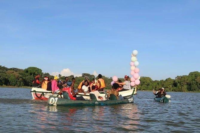Lake Duruti day trip