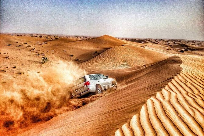 Enjoy Morning Safari Tour - Ras al Khaimah