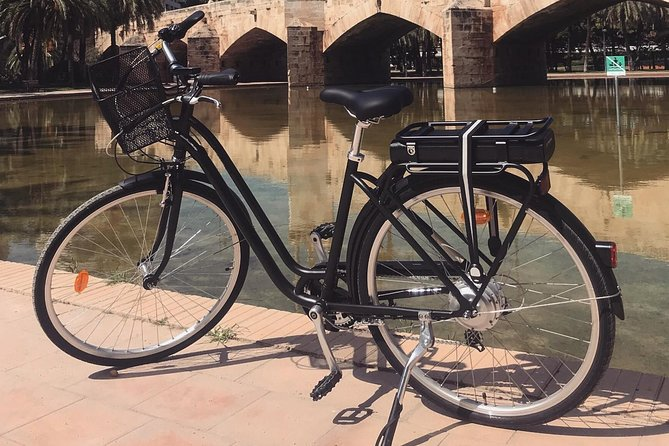 E-Bike Grand Valencia Private Tour