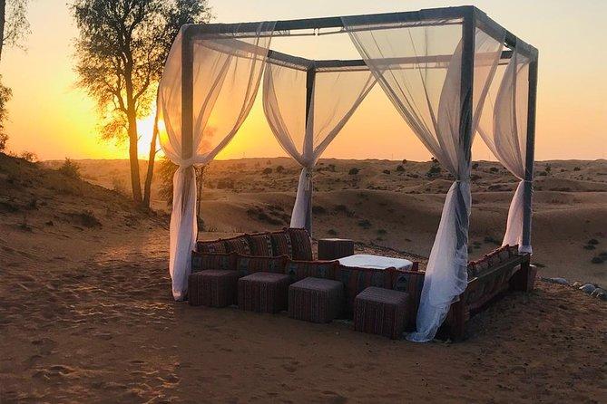 Romantic Dinner Experience in Bedouin Oasis - Ras al Khaimah