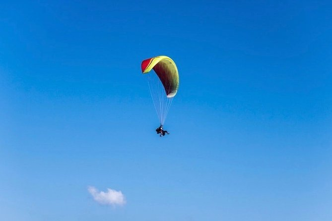 Private Tandem Paragliding Flight in Bizkaia