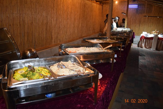 Dine in the Desert Dinner Experience at Bedouin Oasis - Ras al Khaimah