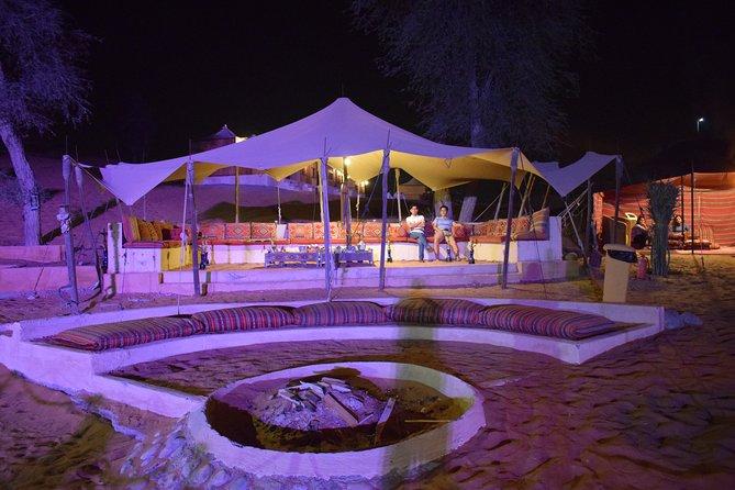 Honey Dew Desert Bar Experience at Bedouin Oasis - Ras al khaimah