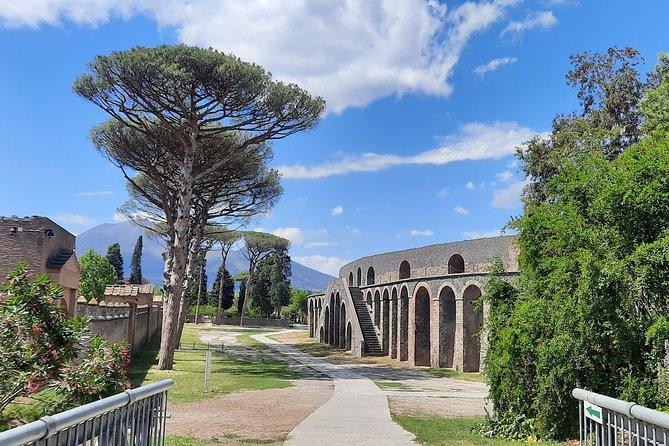 Visit Pompeii - Special Route