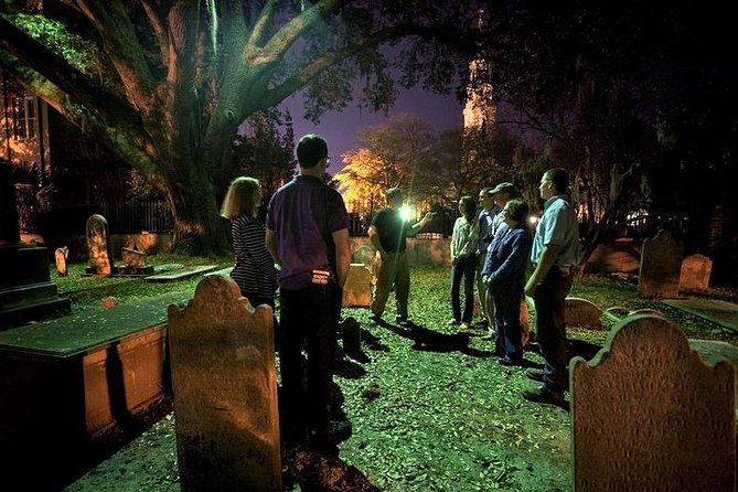 Charleston Ghost & Graveyard Night-Time Guided Walking Tour photo 2
