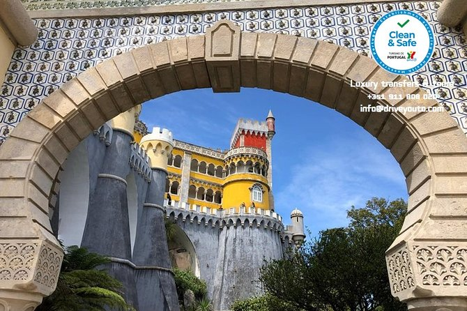 Small group tours in Sintra and Cascais from Lisbon up to 7 Pax
