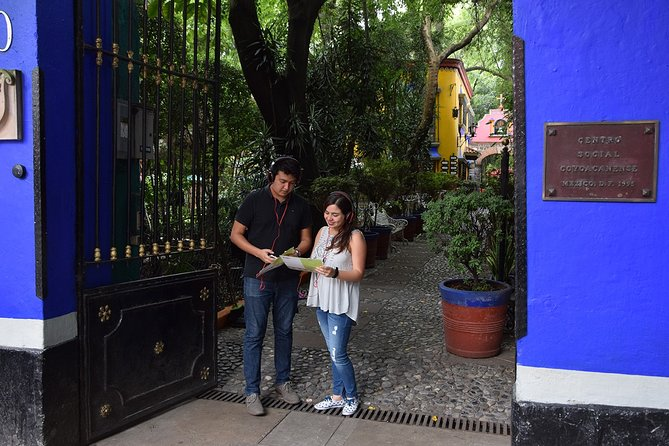 Coyoacan Audioguided Tour
