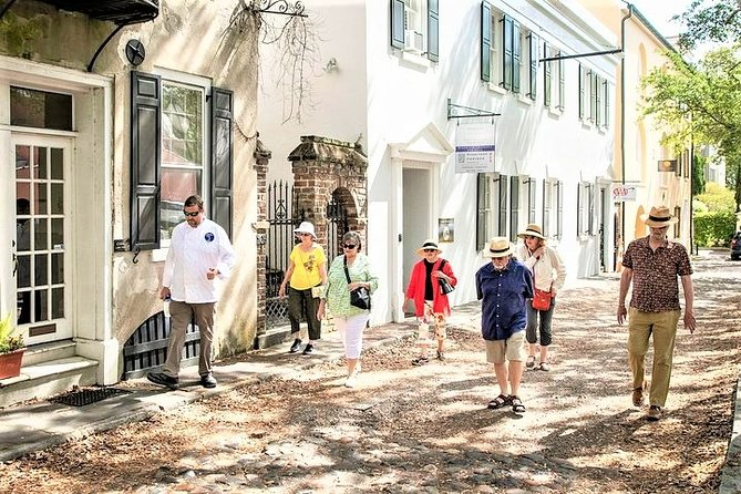 Undiscovered Charleston: 1/2 Day Food, Wine & History Tour with Cooking Class