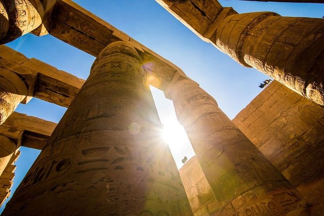 private tour to karnak temple