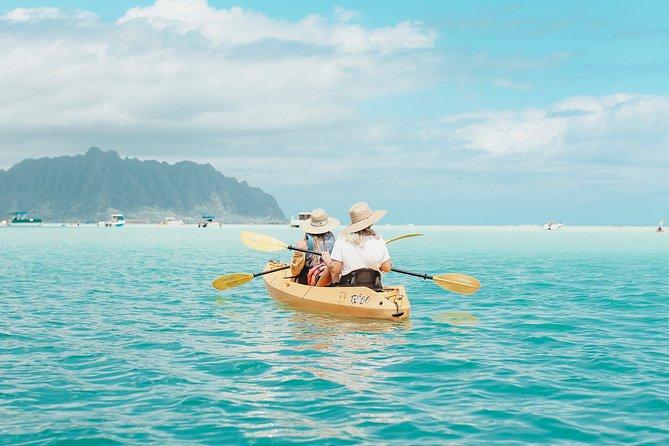Kaneohe Bay Kayak Rental (Two-person kayak)