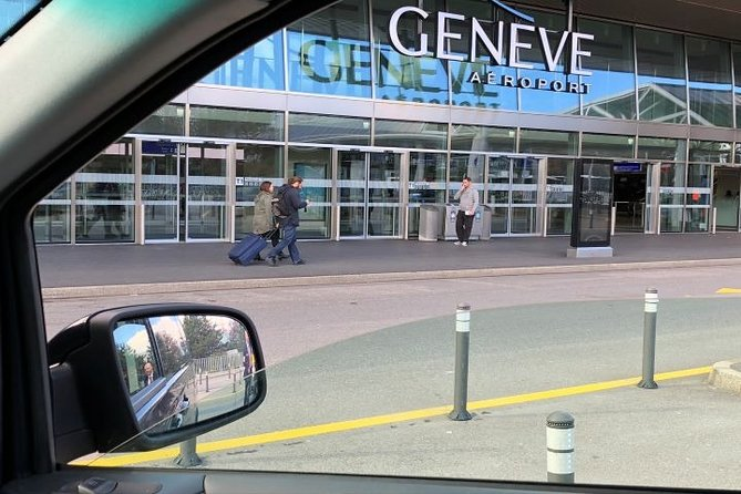 Private Transfer from Geneva Airport to Annemasse