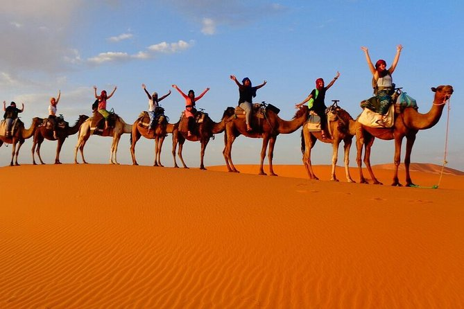 3-Day Private Sahara Desert Tour from Marrakech to Fes