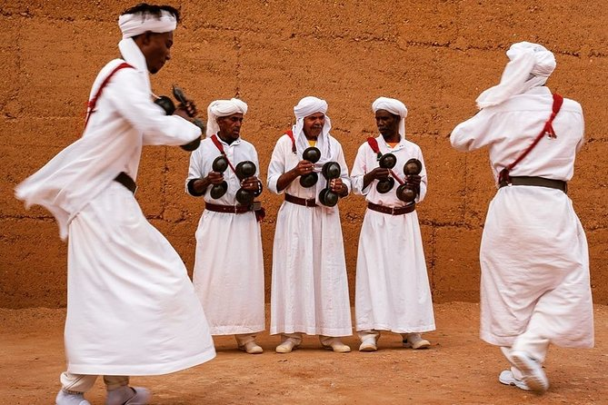 4-Day Private Tour to Fes via Erg Chebbi Desert from Marrakech