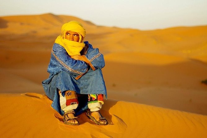 3-Day Private Desert Tour from Fes to Marrakech
