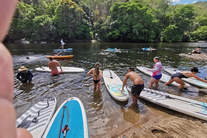 Goldsborough Valley Tour: Stand up Paddle through sacred lands