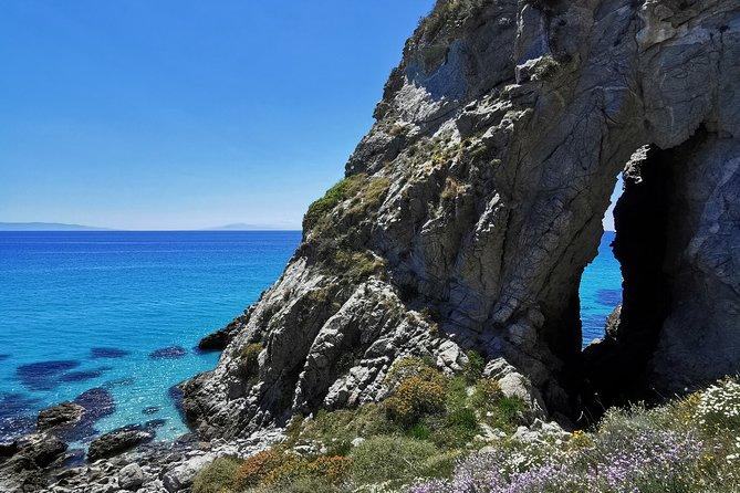 Boat ride along the Costa degli Dei. Exclusive tour for families