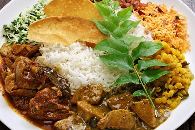 Sri Lanka Food Experience