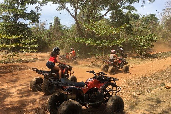 Private ATV Dirt Adventures From Ocho Rios