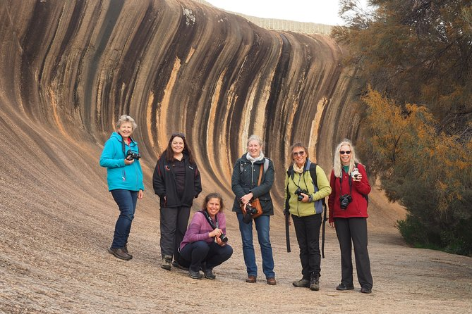 Wave Rock, Wild Flowers and Astro Photography