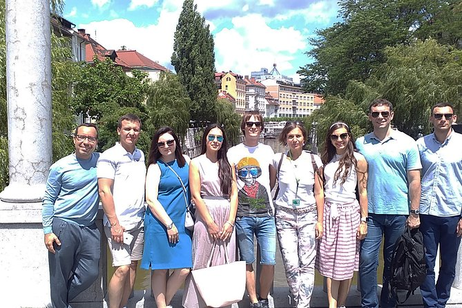 Private Walking Tour in Ljubljana with a Local