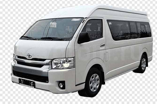 Mauritius One Way Transfer - Minibus 1 - 7 persons