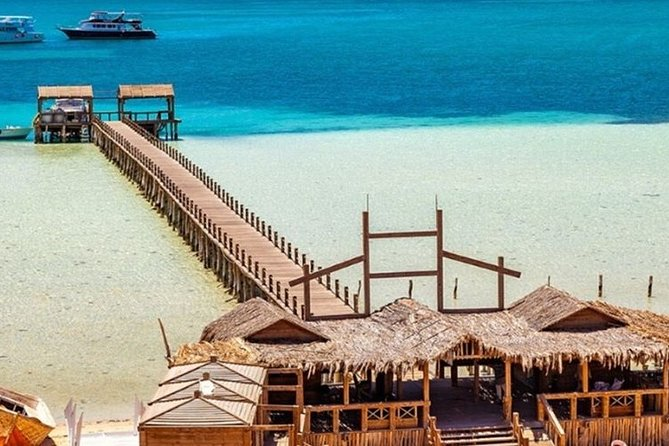 TRANSFER FROM from your hotel to Hamata & qulaan Islands and Return