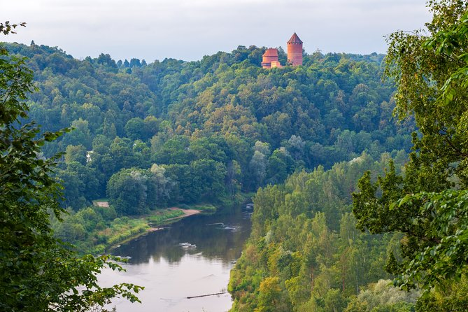 2 in 1: Sigulda and Jūrmala in a single daytrip (All Inclusive)