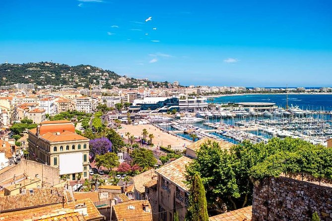 Discover incredible Cannes on private walking tour