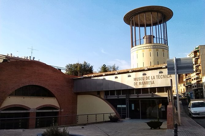 Entrance to the Manresa Technic Museum
