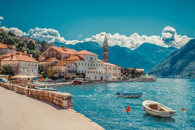 5-Day Culture and Beach Private Tour Montenegro to Albania