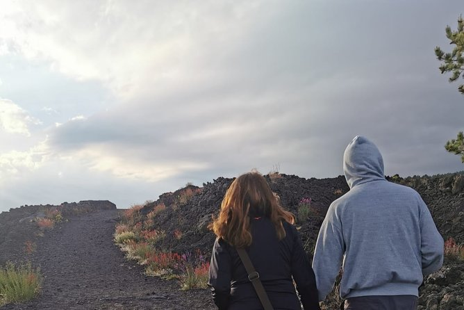 Private Tour of Mount Etna at Sunset