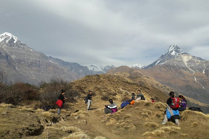 Mardi Himal Base Camp Trek