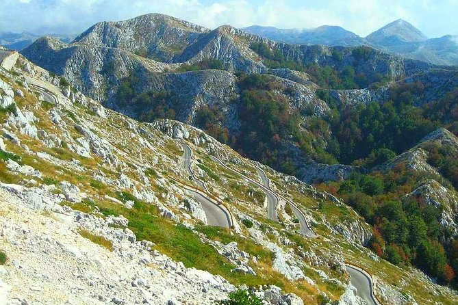 Skywalk Biokovo & Makarska