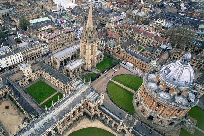 Private Tour, Highlights of Oxford including entry to one College