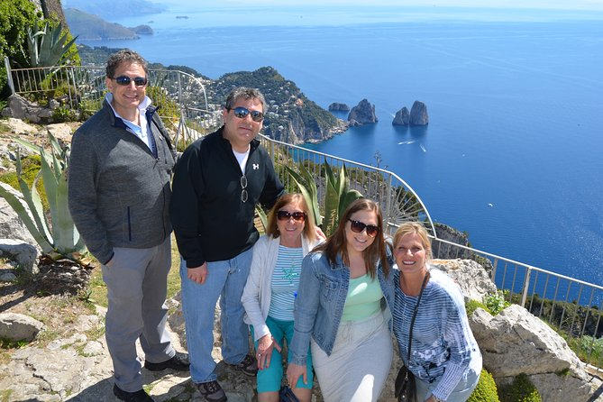 Capri Island Tour from Amalfi