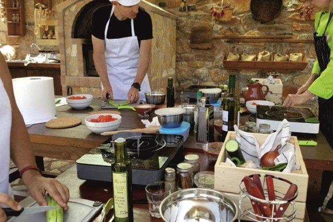 Classic Cooking Class in Monemvasia