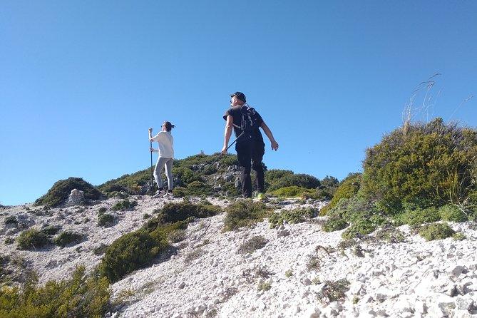 Original Mountain Hiking Private Tour of Lefkada - home-made BBQ incl.