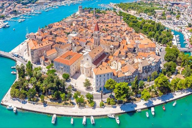 SPLIT AND TROGIR- The mediterranean charm