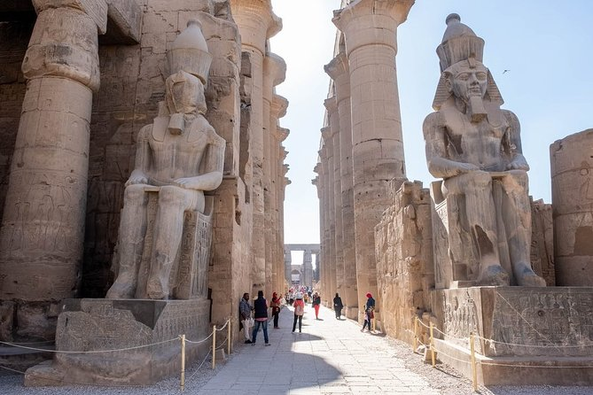 Private Day tour - Luxor from hurghada