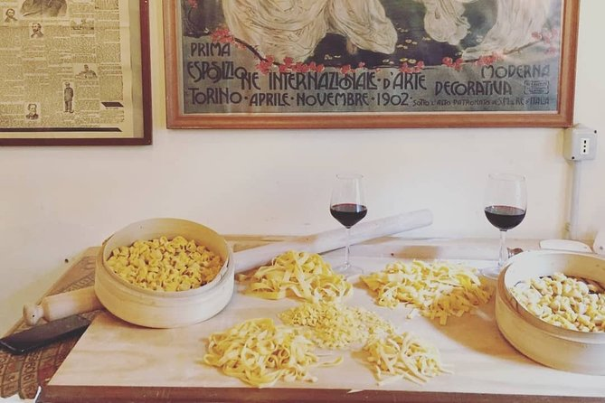"""Live from Bologna: """"Tortellini"""" stuffed pasta Online Cooking Class"""