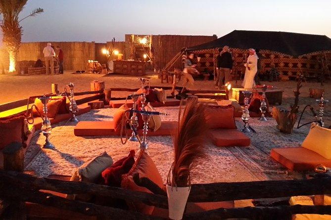 Desert Safari with BBQ Dinner on Sharing Basis
