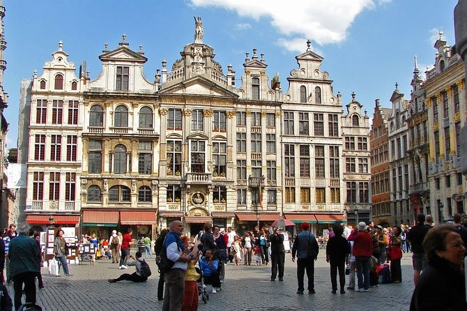 Brussels Arrival Private Transfers from Brussels Airport BRU to Brussels City