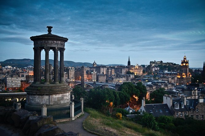 Private Tour, Edinburgh Highlights including entry to Edinburgh Castle