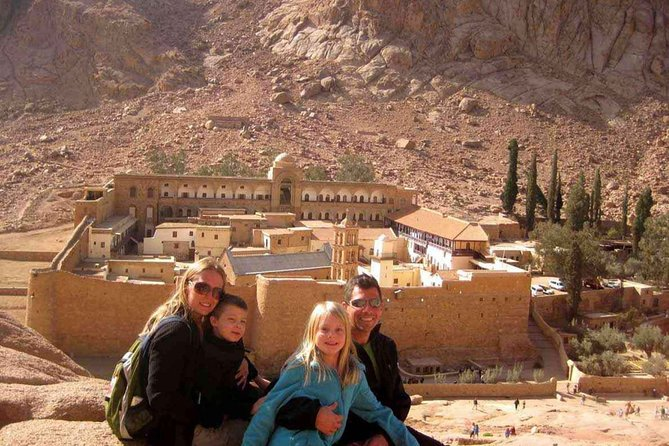 Private Full day tour to St. Catherine Monastery