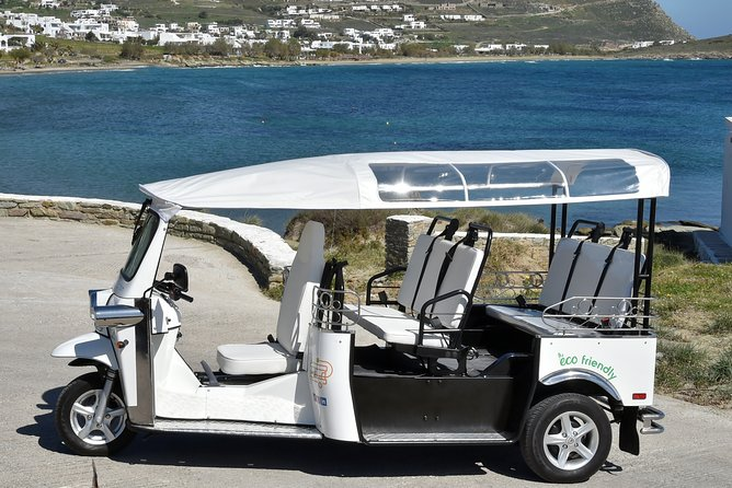 e-Tuk Corfu Highlights VIP Sightseeing tour