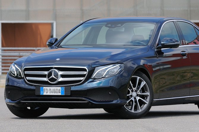 Private Transfer from Rome Airports to Rome City Center