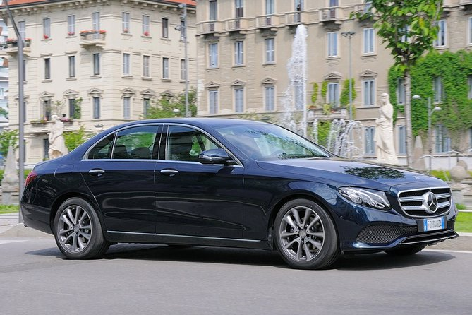 Private Airport Transfer from Malpensa Airport to Como