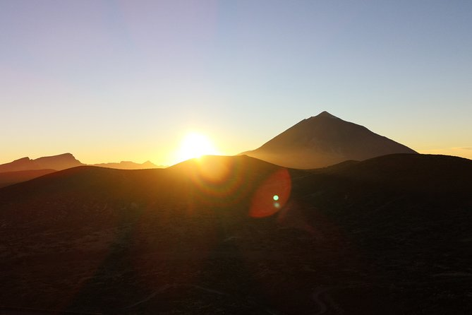 Teide Sunset (Private)