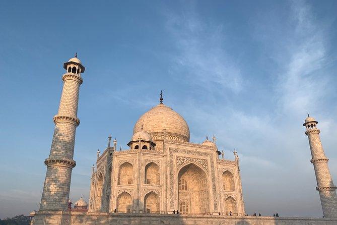 Agra :Tajmahal Skip -the- line- Entrance Ticket
