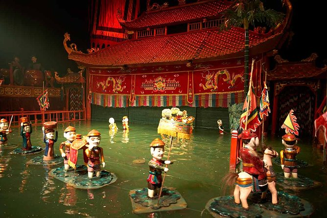 Thang Long Water Puppet Theater Entrance Tickets
